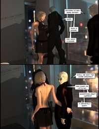 Sindy Anna Jones ~ The Lithium Comic. 06: My Brother- My Rules - part 5