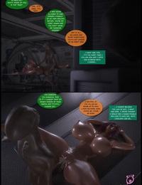 Jimjim Our Intergalactic Lovers Ch. 1 - part 2