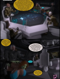 Jimjim Our Intergalactic Lovers Ch. 1