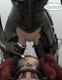 Lock-Master-Catwoman Captured 4 - part 3