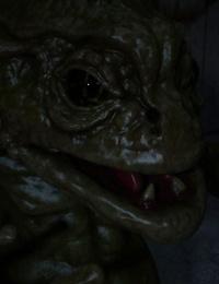 Casgra Oh No- Its A Monster! 1-2 - part 3