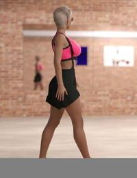 Pat Pole Dancers 1