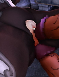 MP-7L Oppai Tights Bushou o Tsukamaeta zo! Fate/Grand Order - part 3