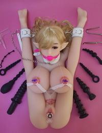 NewElf doll エルフ乳首調教 新精灵4