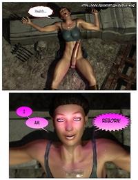 Ovidius Naso Lara Croft & The Phallic Tomb Reduxxx Tomb Raider