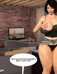 Crazy Dad Foster Mother 4 - part 2