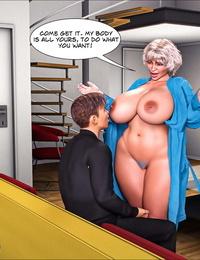 Crazy Dad 3D Mother Desire Forbidden 10 English - part 3