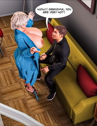 Crazy Dad 3D Mother Desire Forbidden 10 English - part 4