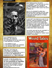 Taboo Studios The Call of Cthulhu - Part One
