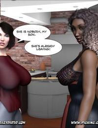 Crazy DadFoster Mother 14(English) - part 4