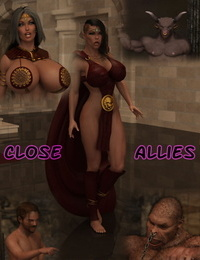 Amazons-vs-Monsters Close Allies