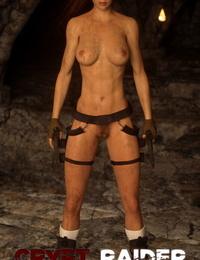 Galford9 Crypt Raider - Curse of Caritagua Tomb Raider Chinese BSARIEL个人汉化