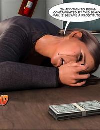 Crazy Dad 3D Spank꧇ Teacher Marilia English - part 4