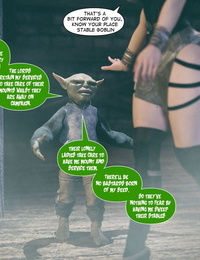 Redrobot3D Tales of Hallow - Goblin Layer