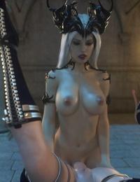 LanasyKroft Warrior Lilu - Crystal Return - part 3