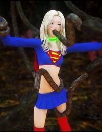 Vaesark CGS 112 - Supergirl Peril