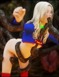 Vaesark CGS 112 - Supergirl Peril - part 2