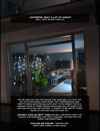 Sindy Anna Jones ~ The Lithium Comic. 02: Bodies in Orbit - part 4
