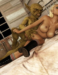 Casgra - MY SECRET GOBLIN OBSESSION - issue 2 - part 2