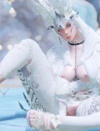 YuiH skyrim - White dear - part 3