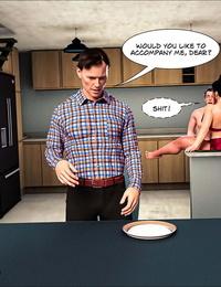 Crazy Dad 3D Moms Help 26 English - part 2