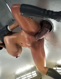 Bad Onion Diana- Glory Hole Slut - part 2