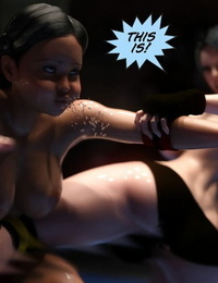 Squarepeg3D The F.U.T.A. - Match 06 - Freia vs ChiAna Morinaga