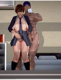 vagtry 【NTR】爽朗的女朋友在外面约炮