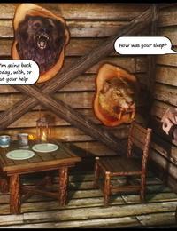 Khajitwoman Chapter 1 - SKcomics - part 3
