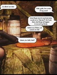Khajitwoman Chapter 1 - SKcomics - part 5