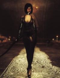 Vivi Neon The Vampire Skyrim - part 3