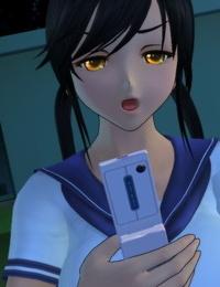 Shiguma Digital Choukyouroku - part 5