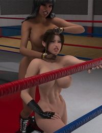 Futa Fighters Riley Vs Sarah Ongoing - part 7