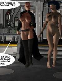 Svarog Sheena : Back to Space & Trial - part 3