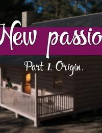 Paradox3D – New Passion Part 1 – Origin