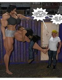 Amys Strength 2: True Strength