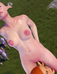 Goldenmaster First Contact 5 - Pleasure Planet - part 3