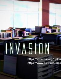 KABA Xeno Invasion Ch.2 ENGLISH
