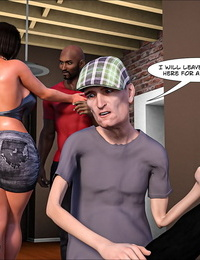 Crazy Dad 3D Foster Mother 17 English