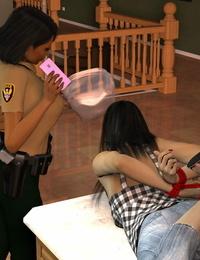 3derotic Law And Torture SBU 2 - part 3