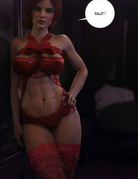 Ashley Sugar Your Jingle Bells Are Driving Me Crazy The Witcher FrenchEdd085